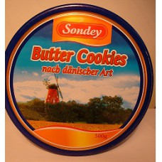 Печиво Sondey Butter Cookies 0,5 кг